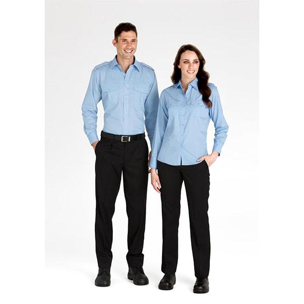 Biz Collection Mens Detroit Pant Stout Bs10110s Work Smart
