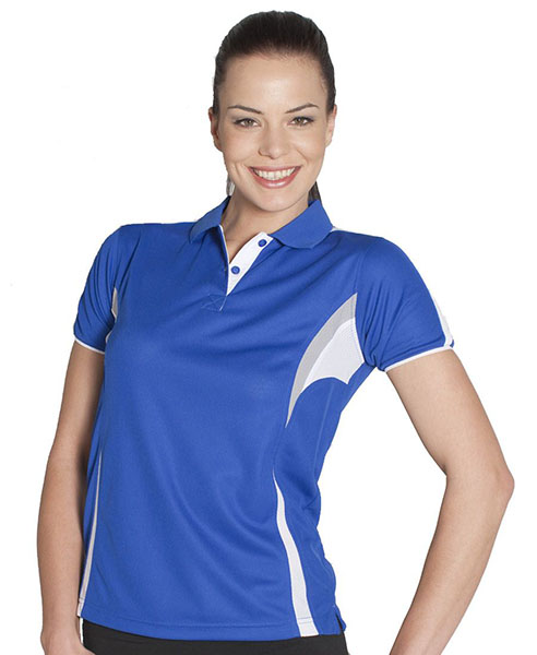 Polo shirts for women for work images for Womens work shirts uniforms