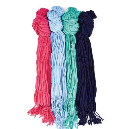 99000_monoton woven scarf