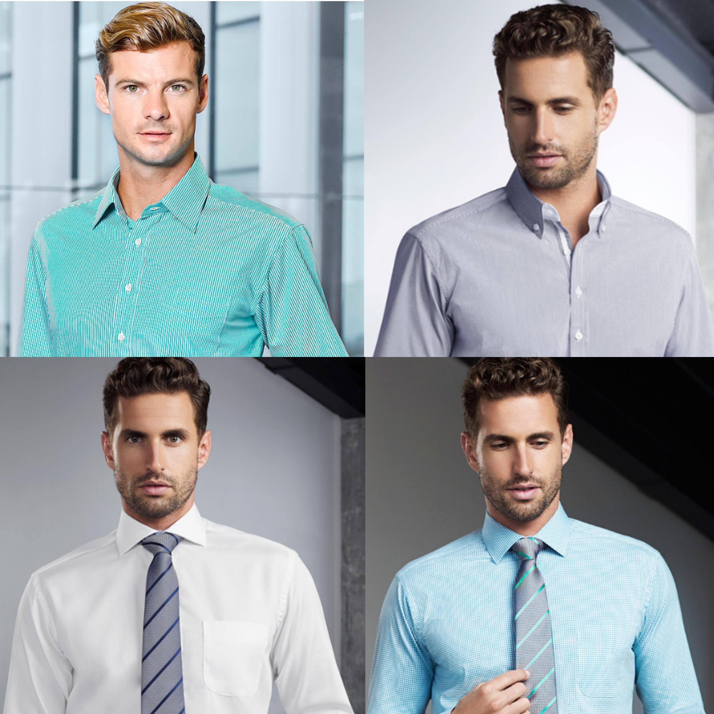 BIZ Corporates mens shirts