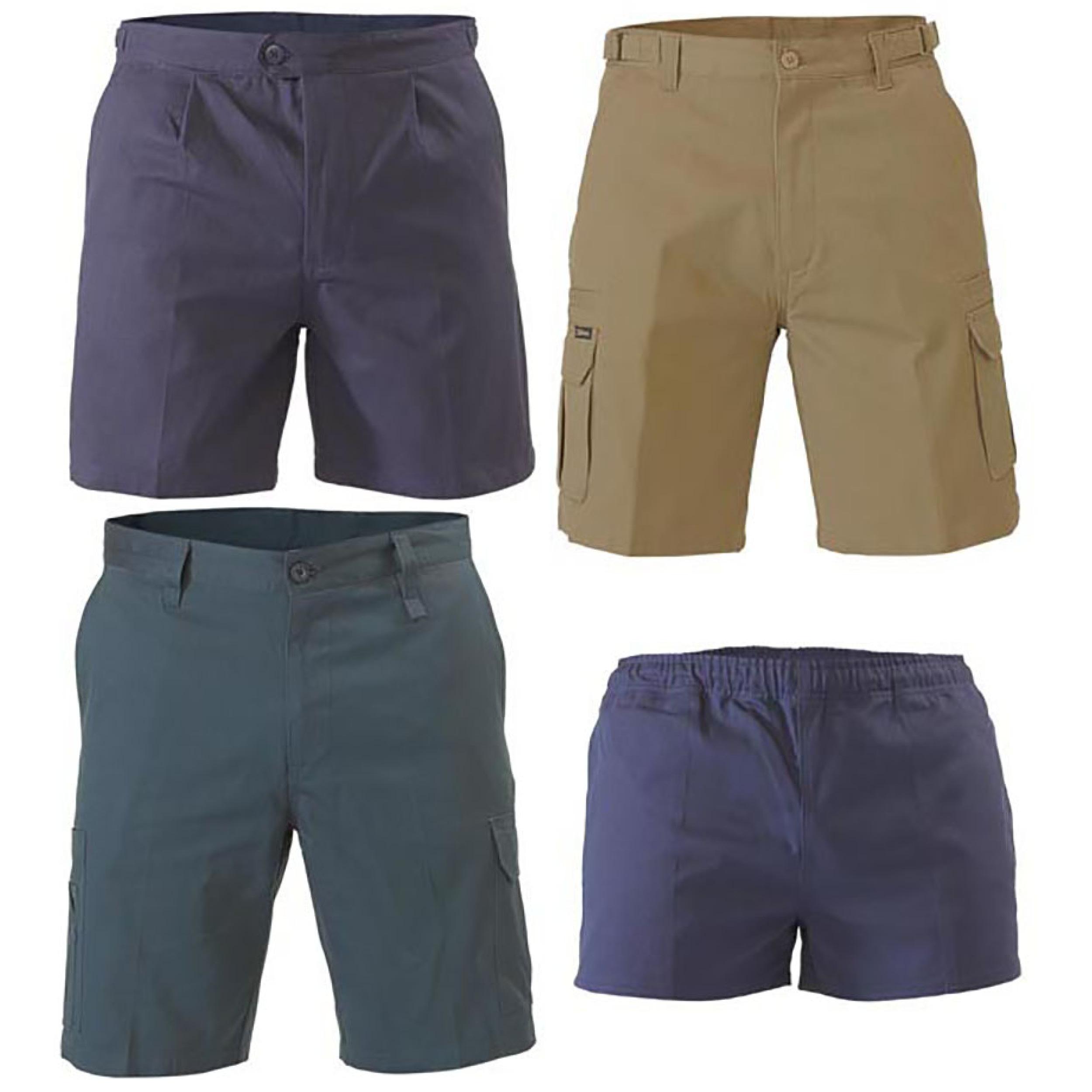 Bisley Work Shorts