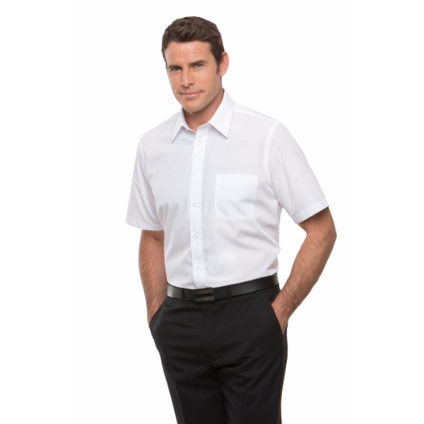 MENS CORPORATE ESSENTIAL SHIRT - STYLE 4100 SS