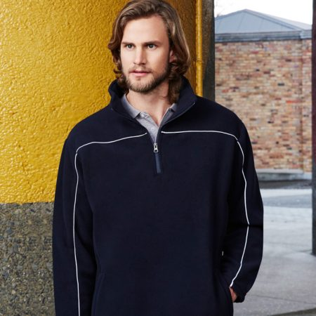 Mens Poly Fleece