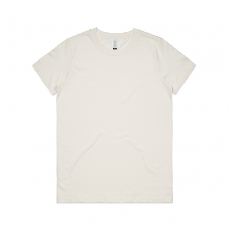 WO'S MAPLE ORGANIC TEE - 4001G