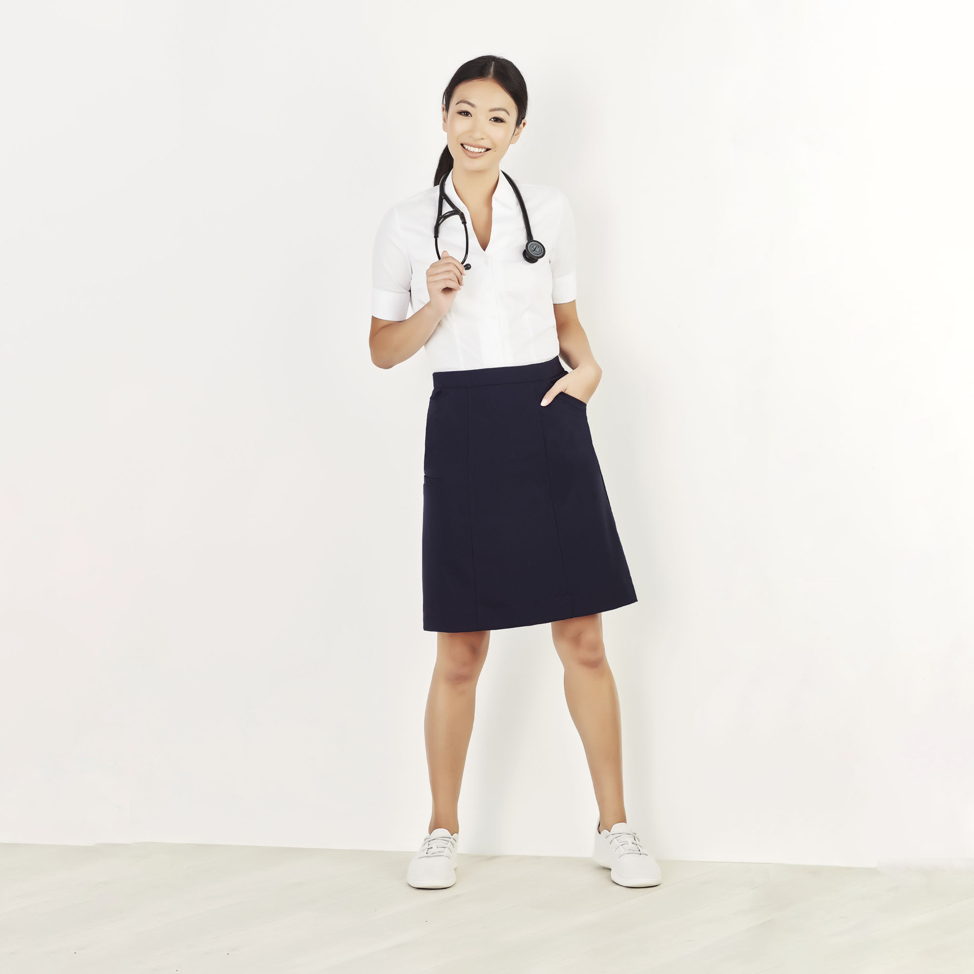 NEW Womens Cargo Skirt - CL956LS