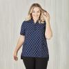 NEW Womens Daisy Print S/S Tunic - CS950LS