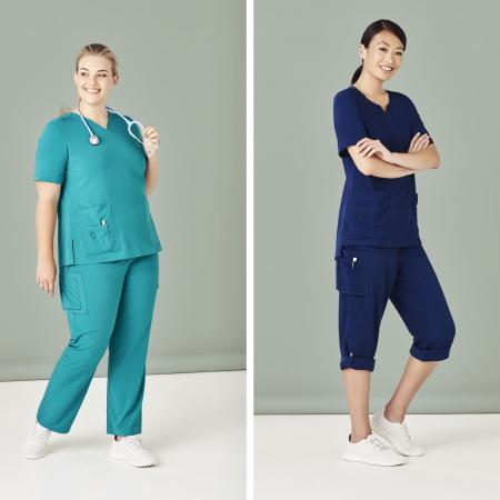 NEW Womens Straight leg scrub Pant - CSP944LL